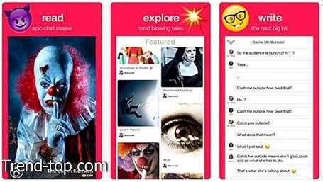 21 Apps som chattales för iOS Annan Böcker Referens
