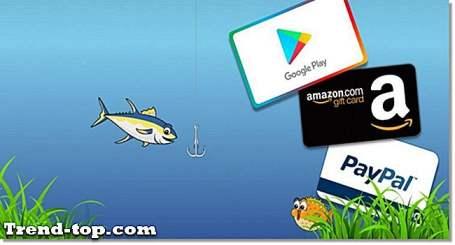 29 apps som fisk til penge Anden Underholdning