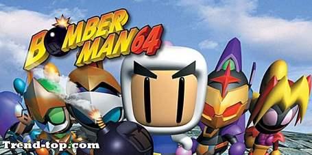 57 spill som Bomberman 64 Andre Spill