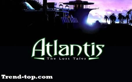 アトランティスのようなゲーム:PCのためのロストテイルズ