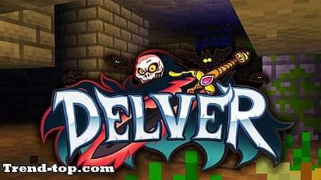 2 spel som Delver för PS Vita Äventyrsspel