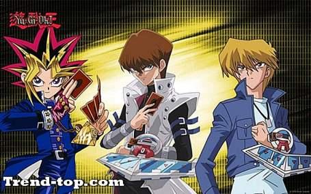 Spil som Yugioh til PSP Eventyr Spil