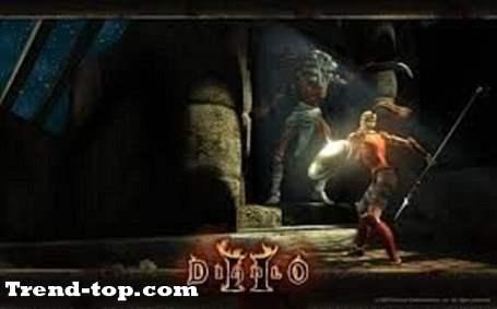 54 ألعاب مثل ديابلو الثاني