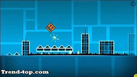 기하학 Dash Lite for Linux를위한 4 가지 게임 아케이드 게임