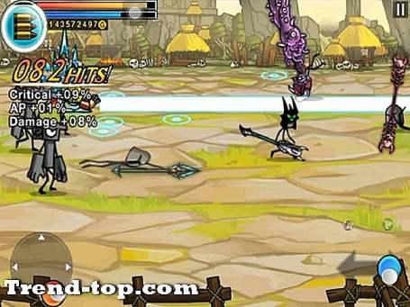 4 spil som Cartoon Wars Blade til Nintendo DS Arcade Spil