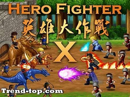 15 Spill som Hero Fighter X