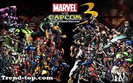 6 Spiele wie Marvel vs. Capcom 3: Das Schicksal zweier Welten für die Xbox One Kampfspiele