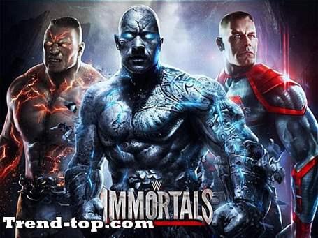 7 Spiele wie WWE Immortals für PC