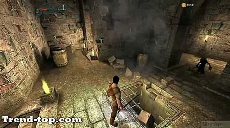 Des jeux comme Enclave pour Nintendo Wii Jeux
