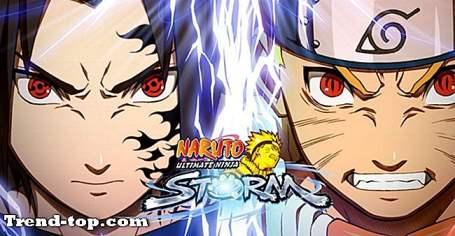 4 Spiele wie Naruto: Ultimate Ninja Storm für iOS Spiele Spiele