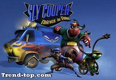 Jogos como Sly Cooper: Thieves in Time for Linux Jogos De Plataforma