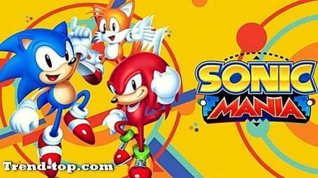 2 spill som Sonic Mania for Android Plattformspill