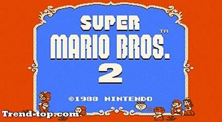 2 spil som Super Mario Bros. 2 på damp Platform Spil