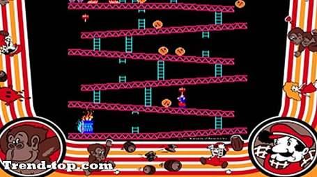 8 spel som Donkey Kong Jr för Linux