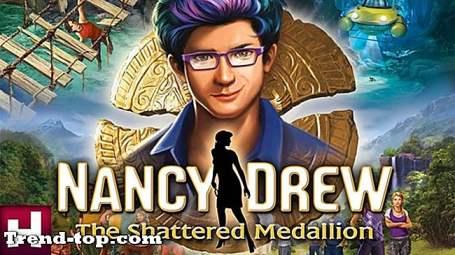 42 Spiele wie Nancy Drew: Das zerschmetterte Medaillon Puzzlespiele