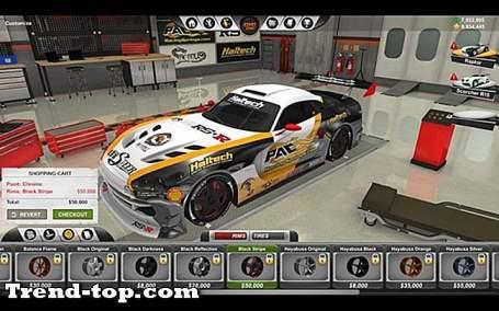 15 Spiele Wie NASCAR Manager für PC Rennspiele