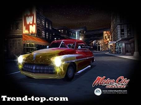 3 игры, как Motor City Online для PS4 Гоночные Игры
