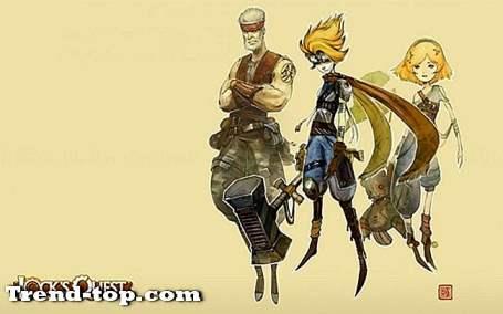 Des jeux comme Lock's Quest pour PSP Jeux Rpg