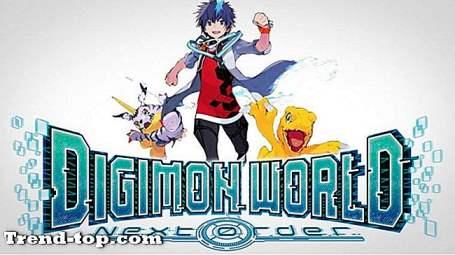 Game Seperti Digimon World: Next Order untuk Xbox 360