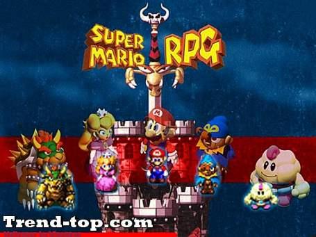 3 spil som Super Mario RPG til PSP Rpg Spil