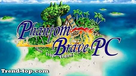 Nintendo 3DS用のファントムブレイブPCのようなゲーム RPGゲーム
