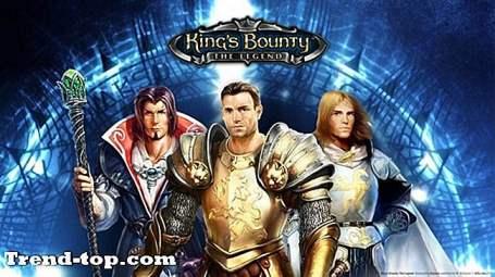 4 Spiele wie die Kopfgeld des Königs: Die Legende für PS4 Rpg Spiele
