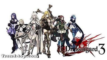 2 Games Like Drakengard 3 for Nintendo DS ألعاب آر بي جي
