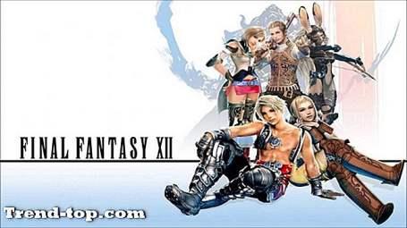 2 spil som Final Fantasy XII til Nintendo DS