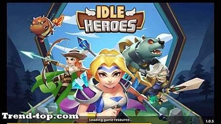 49 games zoals Idle Heroes voor Android Rpg Spellen