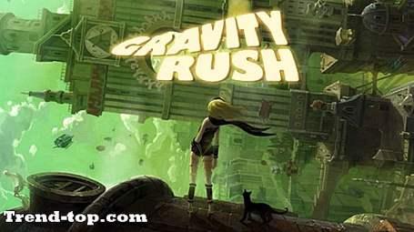 17 games zoals Gravity Rush voor PS4 Rpg Spellen