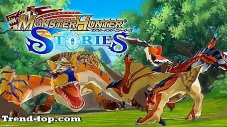 2 spill som Monster Hunter Stories for Xbox One
