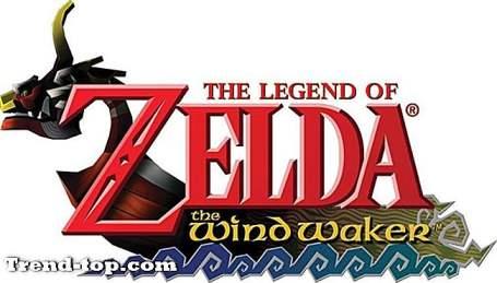 ゼルダの伝説のようなゲーム:The Wind Waker RPGゲーム