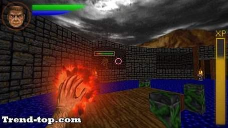 54 spill som Doom II RPG Rpg Spill