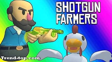 20 gier jak rolnicy z shotguna Gry Strzelanki