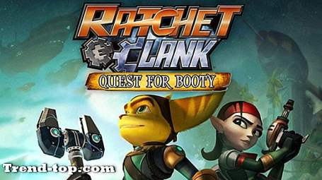 Spil som Ratchet og Clank Future: Quest for Booty on Steam Skydespil