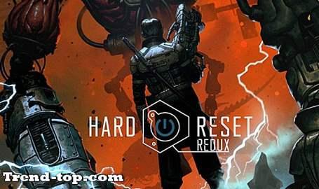 18 games zoals Hard Reset Redux voor Mac OS Schiet Spellen