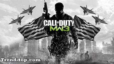 60 spel som Call of Duty: Modern Warfare 3 för PC Skjutspel