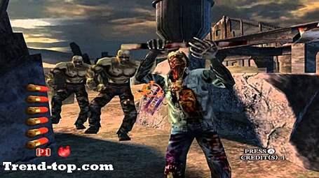 Spiele wie das Haus der Toten 2 & 3 Rückkehr für Nintendo Wii
