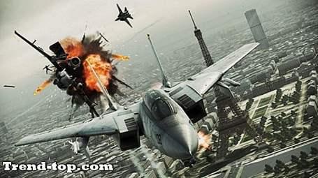 5 juegos como Ace Combat: Assault Horizon para Android Juegos De Simulacion