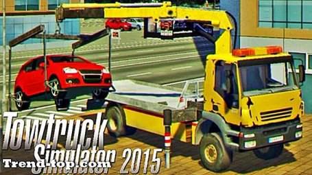 19 Spil som Towtruck Simulator 2015 til pc Simulationsspil