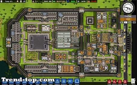 6 juegos como Prison Architect para PSP Juegos De Simulacion