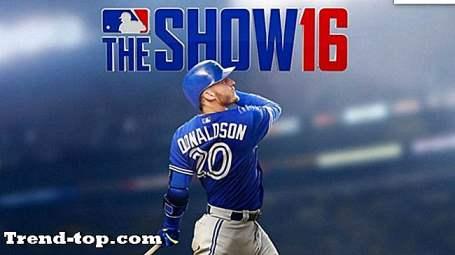 5 gier jak MLB The Show 16 na PC Gry Sportowe