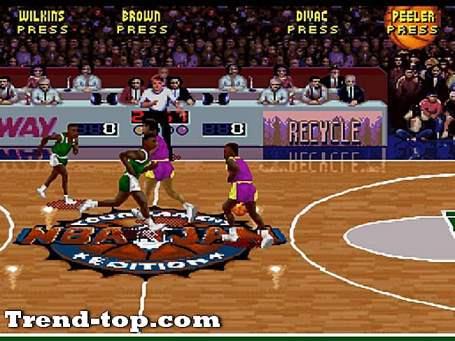 15 games zoals NBA Jam Tournament Edition voor Android Sportwedstrijden