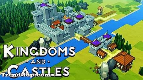 17 jeux comme des royaumes et des châteaux pour iOS Jeux De Stratégie