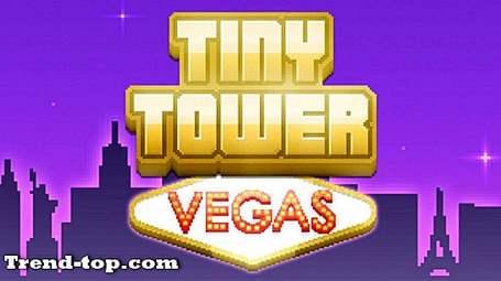 Jogos como Tiny Tower Vegas para Linux