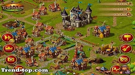 21 juegos como Townsmen Premium para Mac OS Juegos De Estrategia