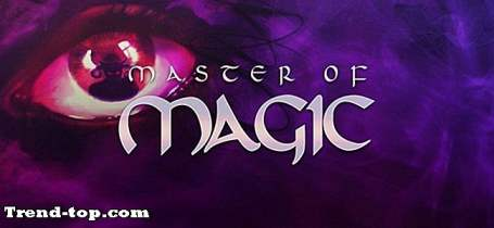 72 spill som Master of Magic