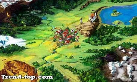 11 ألعاب مثل كتاب الأبطال لالروبوت العاب استراتيجية