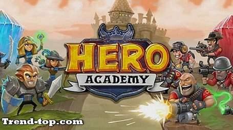 7 Spiele wie Hero Academy für Mac OS