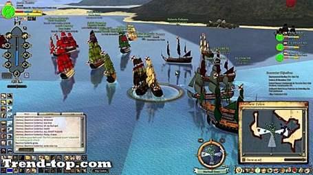 3 ألعاب مثل Pirates of the Burning Sea لـ PS4 العاب استراتيجية